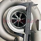 Турбокомпрессор (турбина), MP530W Euro 4-5  на / для VOLVO, ВОЛЬВО, FH/ FM D13C MASTER POWER 805314, фото 2