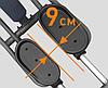 Домашний эллиптический тренажер APPLEGATE X42 A, фото 8
