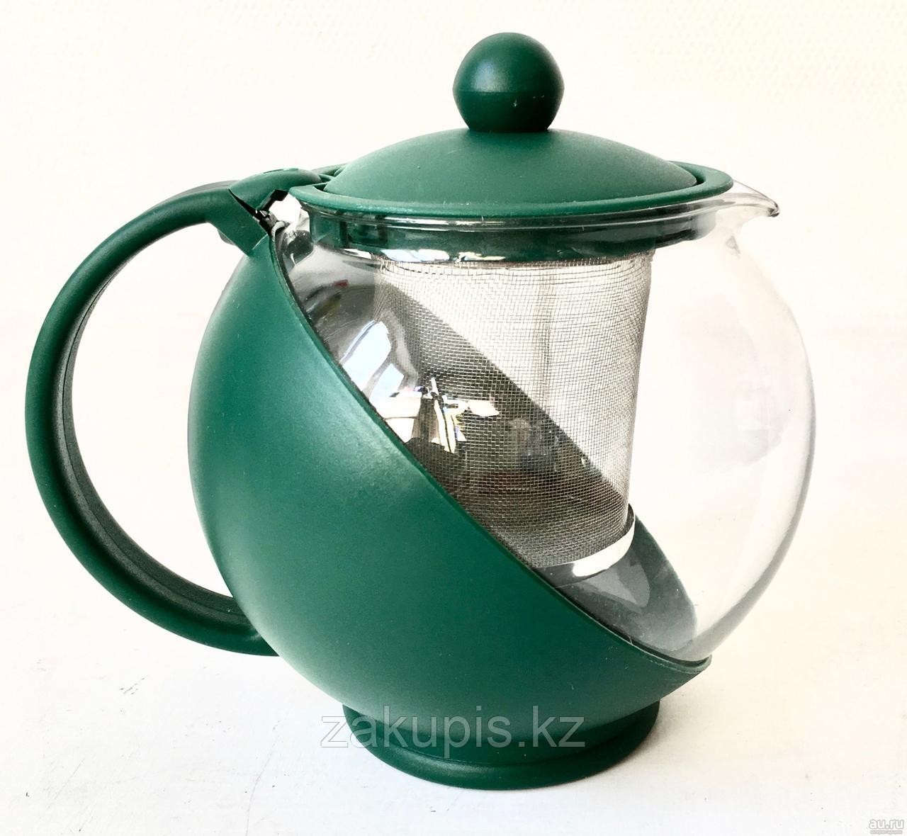 Чайник заварочный стеклянный