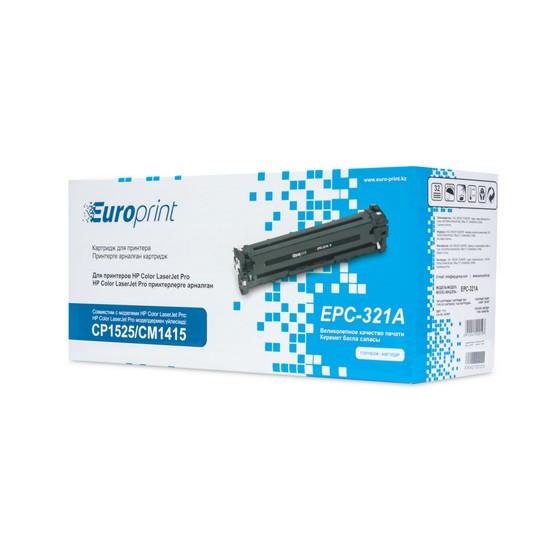 Картридж Europrint EPC-321A Blue (1300 страниц)