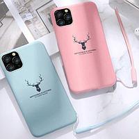 Чехлы iPhone 11Pro Max (6.5)