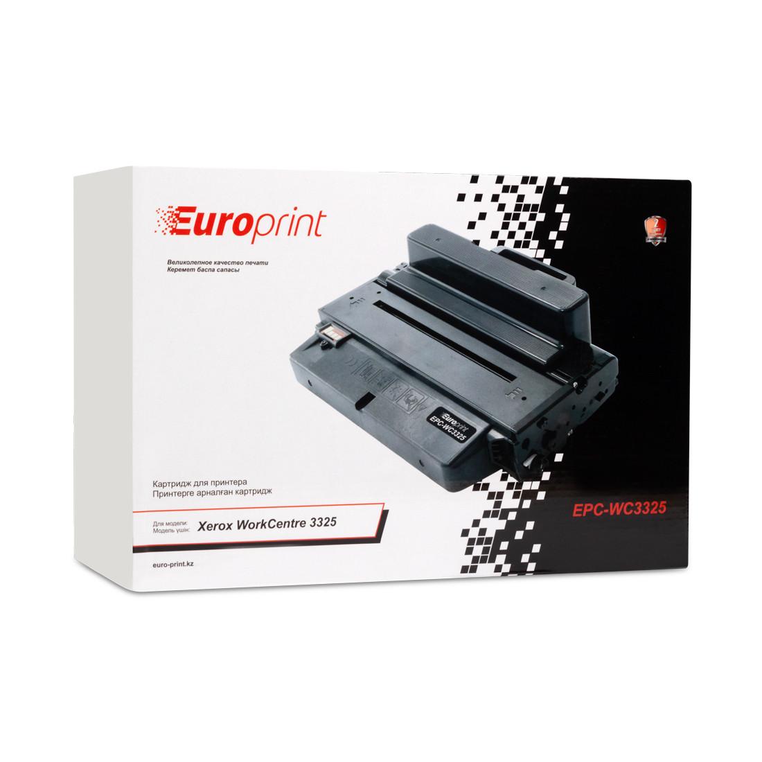 Картридж Europrint EPC-WC3325 Black (11000 страниц)