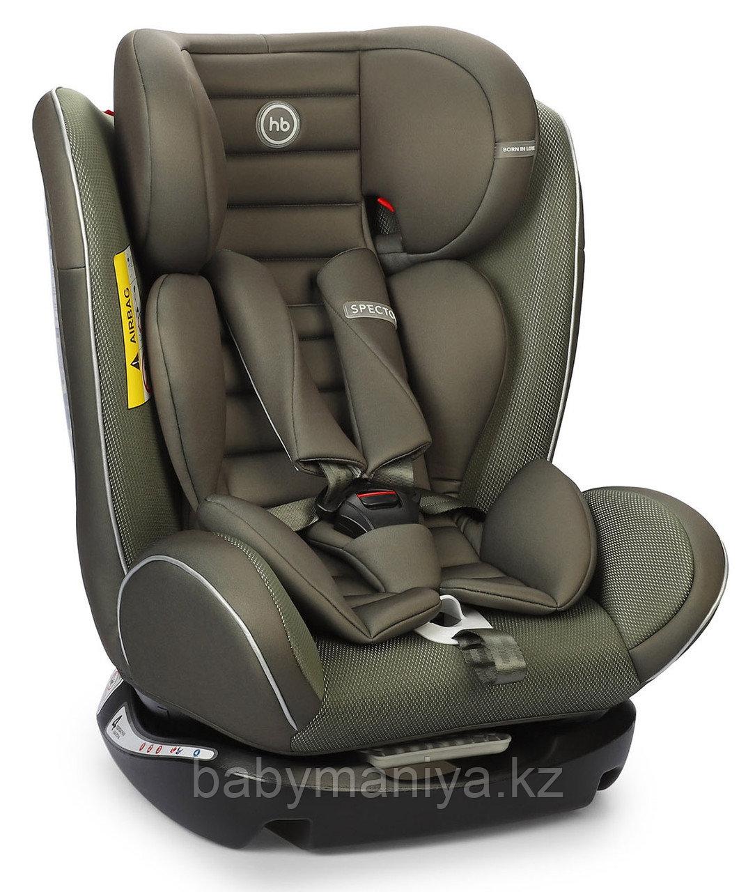 Автокресло Happy Baby 0-36 кг Spector Dark Green