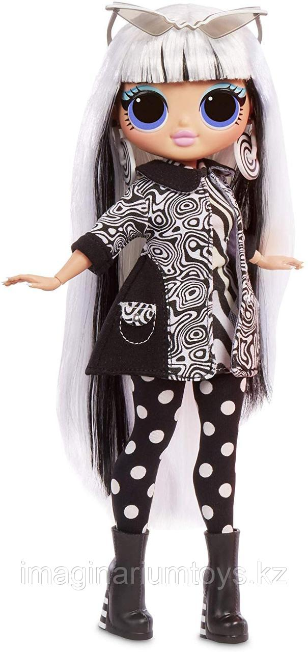 LOL OMG Lights кукла ЛОЛ ОМГ Лайтс светящаяся Неон Груви Бэби - фото 2