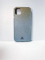 Защитный чехол для iPhone 11 Pro Max, пластик со стеклом