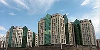 1 комнатная квартира в ЖК Кристалл 51 м²