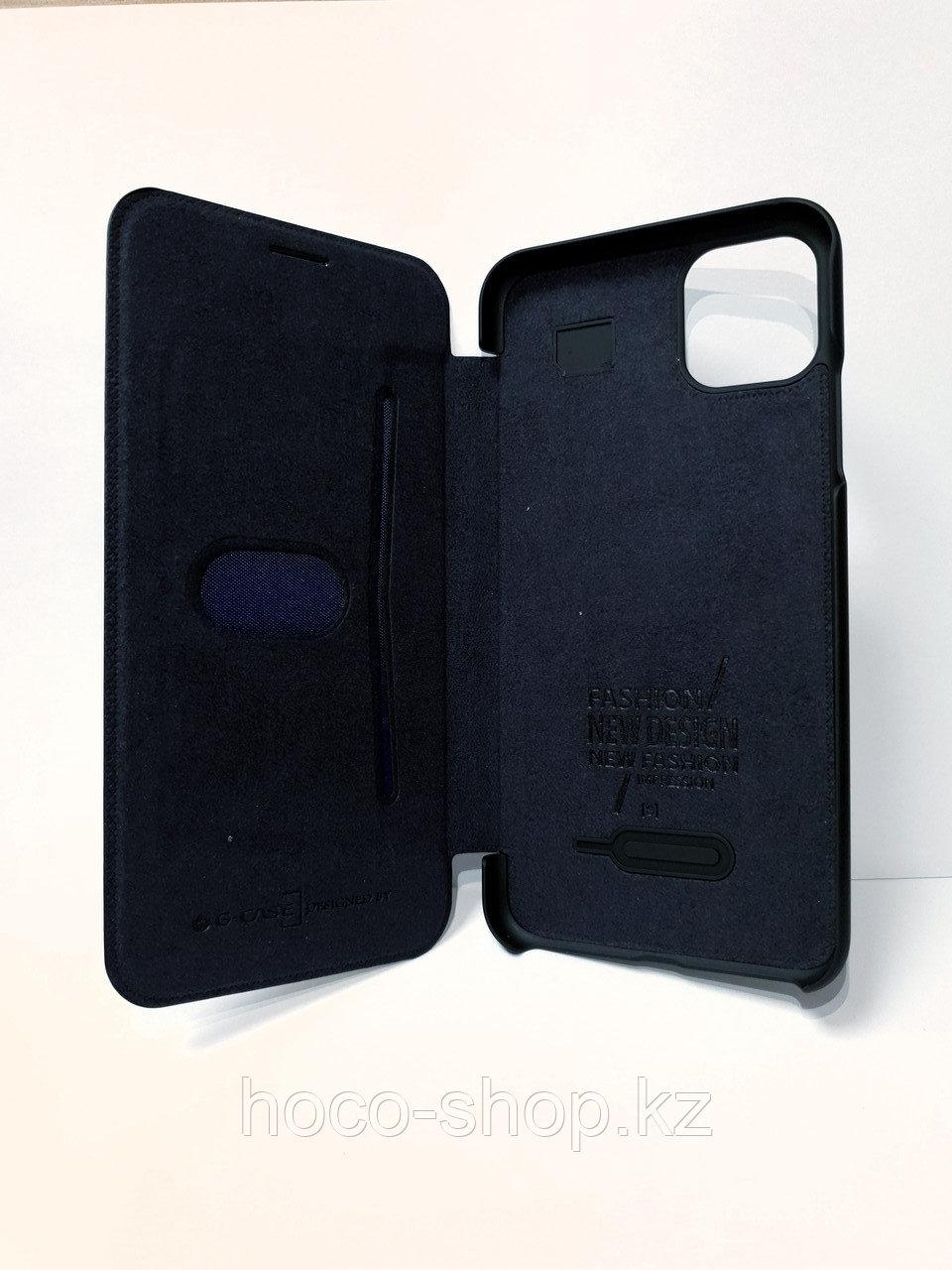 Кожаный чехол-книжка Baseus iPhone 11 Pro Max - фото 2