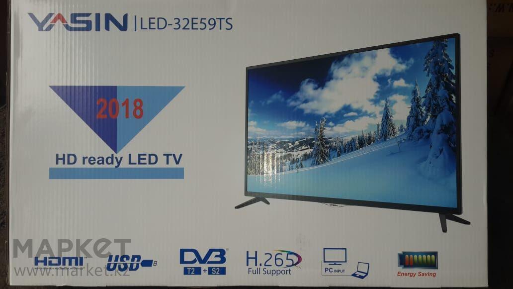 Телевизор Yasin LED 43E8000 WI-FI YOU TUBE - фото 2