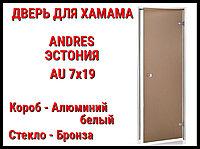 Дверь для турецкой бани (хамам) Andres Au