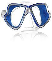 Маска MARES Мод. X-VISION-LIQUIDSKIN CLEAR/BLUE-FOG/BLUE-FOG R 73130