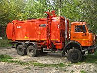 Мусоровоз КО-440-6