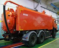Машина каналопромывочная КО-560Г Камаз-65115-30