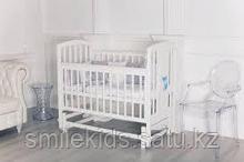Кровать детская Incanto HUGGE белая