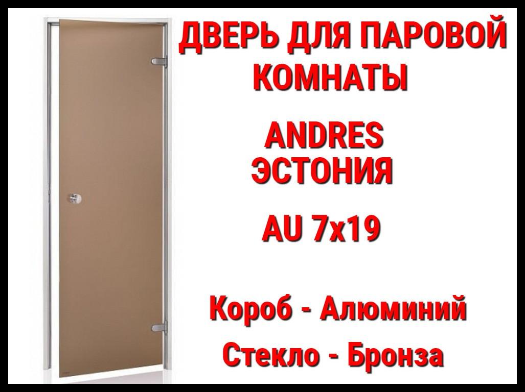 Дверь для паровой комнаты Andres Au