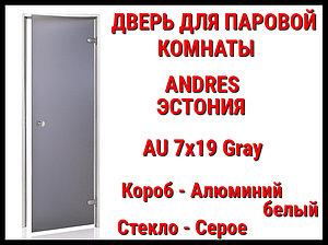 Дверь для паровой комнаты Andres Au Gray