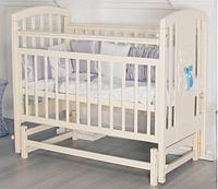 Кровать детская Incanto HUGGE  слоновая кость, фото 1