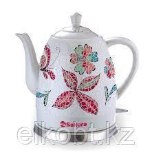Электрический чайник SA-2031M (1.5) керам мозайка