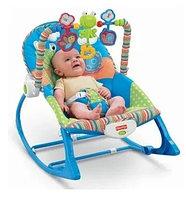Шезлонг детский (кресло качалка) FISHER PRICE