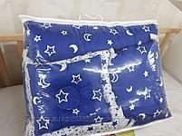 Набор детского постельного белья из 17 предметов(для кроватки-манежа),расцветки уточняем, фото 6