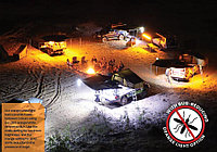 Фонарь для кемпинга, 48cm LED Camping Light Orange/White, Australia, свет для задних дверей, led панель