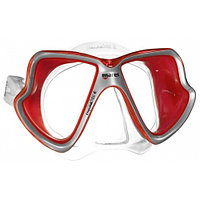 Маска MARES Мод. X-VISION-LIQUIDSKIN CLEAR/RED/RED R 73127