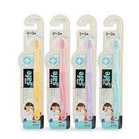 CJ LION Детская зубная щетка Kids Safe step1,1P 0-3года, CJ LION