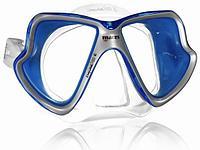Маска MARES Мод. X-VISION-MID-LIQUIDSKIN CLEAR/BLUE/BLUE R 73603