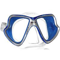 Маска MARES Мод. X-VISION-MID-LIQUIDSKIN CLEAR/BLUE-FOG/BLUE-FOG R 73605