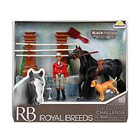 Игровой набор Royal Breeds Скачки