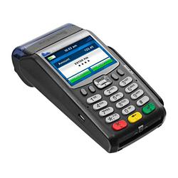 Банковский мобильный POS-терминал VERIFONE VX675 GSM/GPRS (с поддержкой бесконтактных карт)