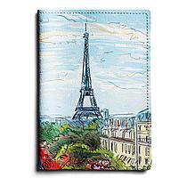 Обложка для паспорта, PAS1 «Eiffel tower»