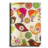 Обложка для паспорта, PAS1 «Birds»