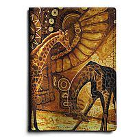 Обложка для паспорта, PAS1 «Giraffe»