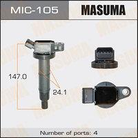Катушка зажигания Toyota Masuma MIC-105 2AZFE Avensis/Camry/Rav 4 2.0/2.4i 00>