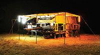 Освещение лагеря и кемпинга, LED Camping Light Kit 6 Bar Orange/White, Australia, лагерный свет