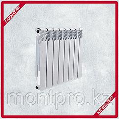 Биметаллический радиатор Алюрад 500/100  (10секц)