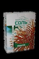 Соль для ванн 500гр Пихта в к/кор