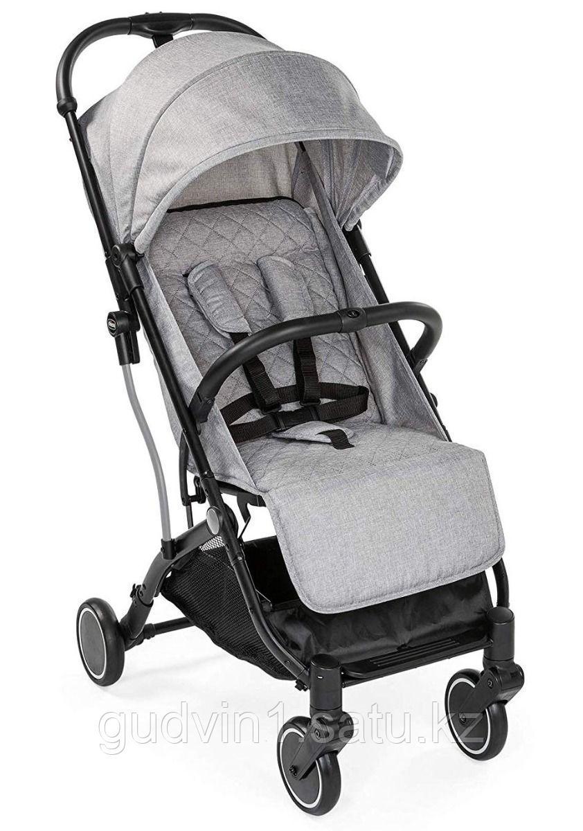 Chicco: Прогулочная коляска TrolleyMe Light Grey 1165814