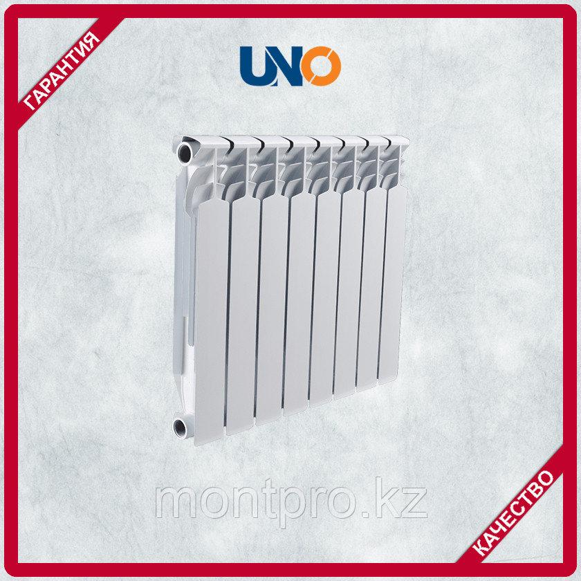 Алюминиевый радиатор UNO-ROMANO 500/100 (10 секц.)