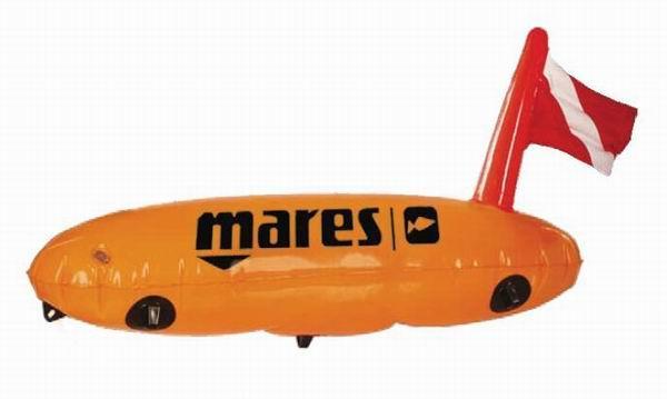 Надувной буй MARES PF Мод. TORPEDO R 74593