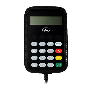 Смарт-карт считыватель ACS APG8201-B2 с PIN-клавиатурой