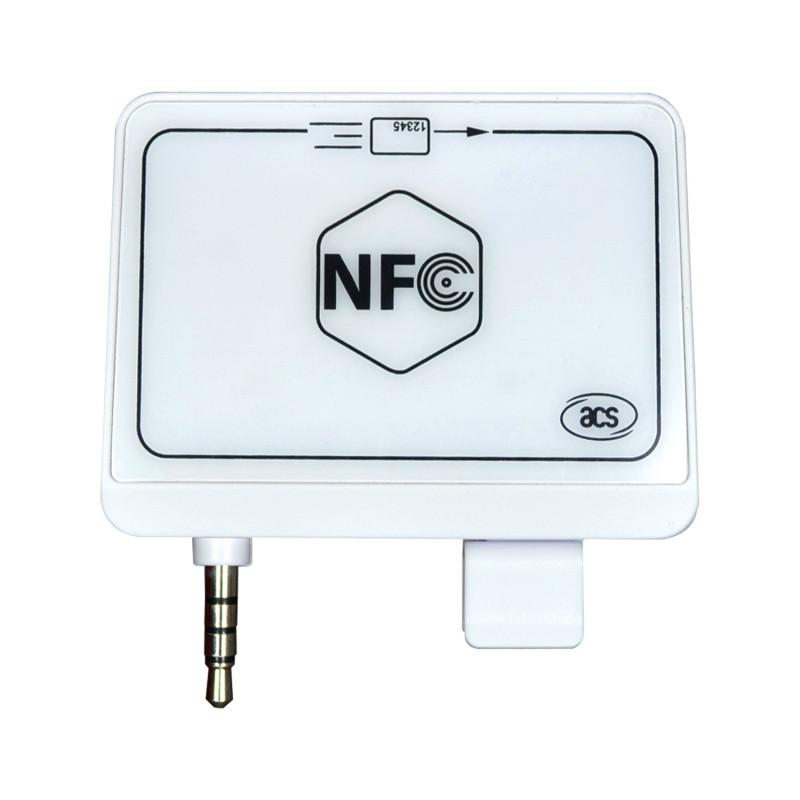Гибридный считыватель ACR35-NFC