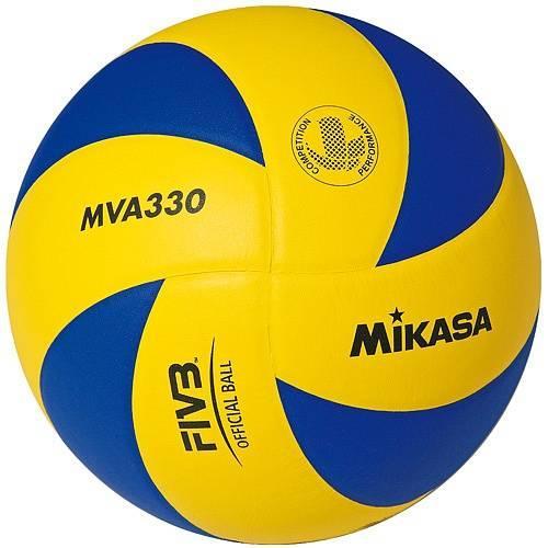 Мяч волейбольный-Mikasa MVA 330