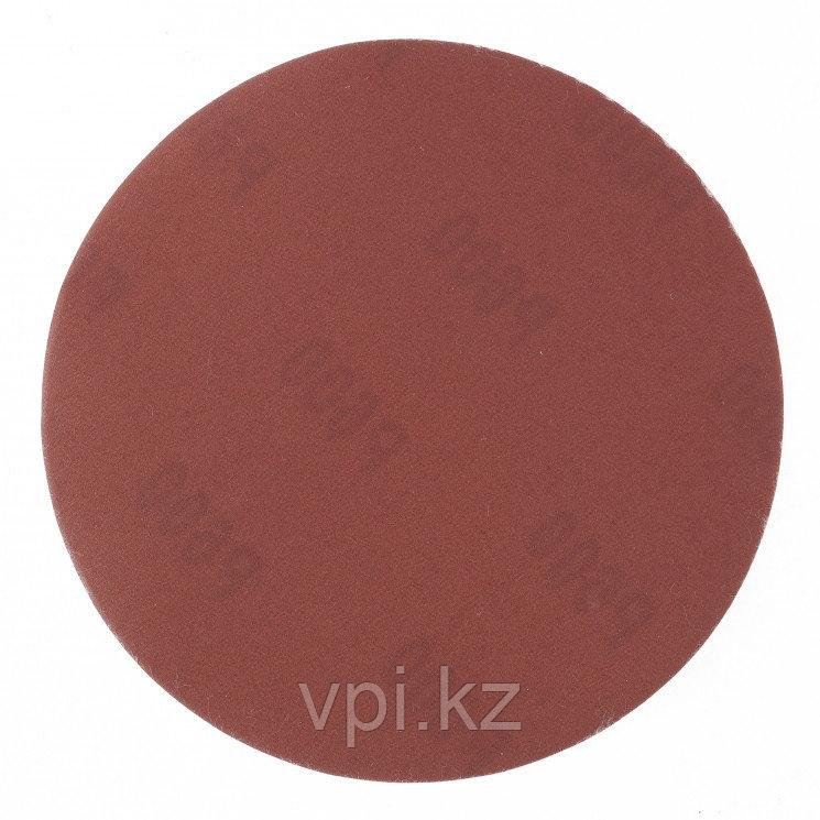 Круг абразивный,  для шлифтарелки под УШМ, 150мм, P180,  ЗУБР