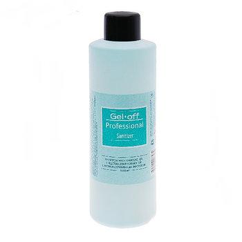 GEL-OFF Средство универсальное очищающее для рук и ногтей с антибактериальным эффектом, 1000мл / Gel Off Pro