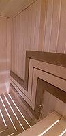 """Финская сауна с парообразователем. Размер = 3,0 х 2,2 х 2,2 м. Адрес: г. Алматы, ЖК """"Mountain Drive"""" 16"""