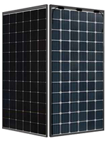 Солнечная панель GCL 375 Вт GLASS-GLASS, фото 1