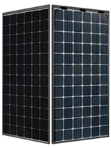 Солнечная панель GCL 375 Вт GLASS-GLASS
