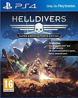 HELLDIVERS Супер-Земля PS4, фото 1