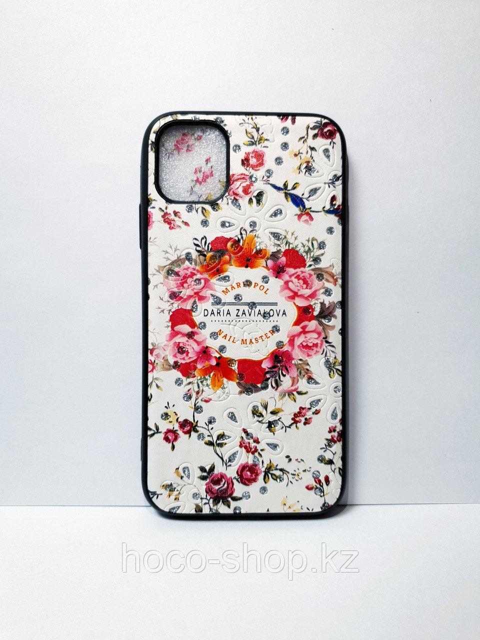 Чехол гелевый цветной для iPhone 11